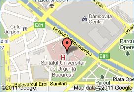 Spitalul Universitar De Urgenţă Bucuresti